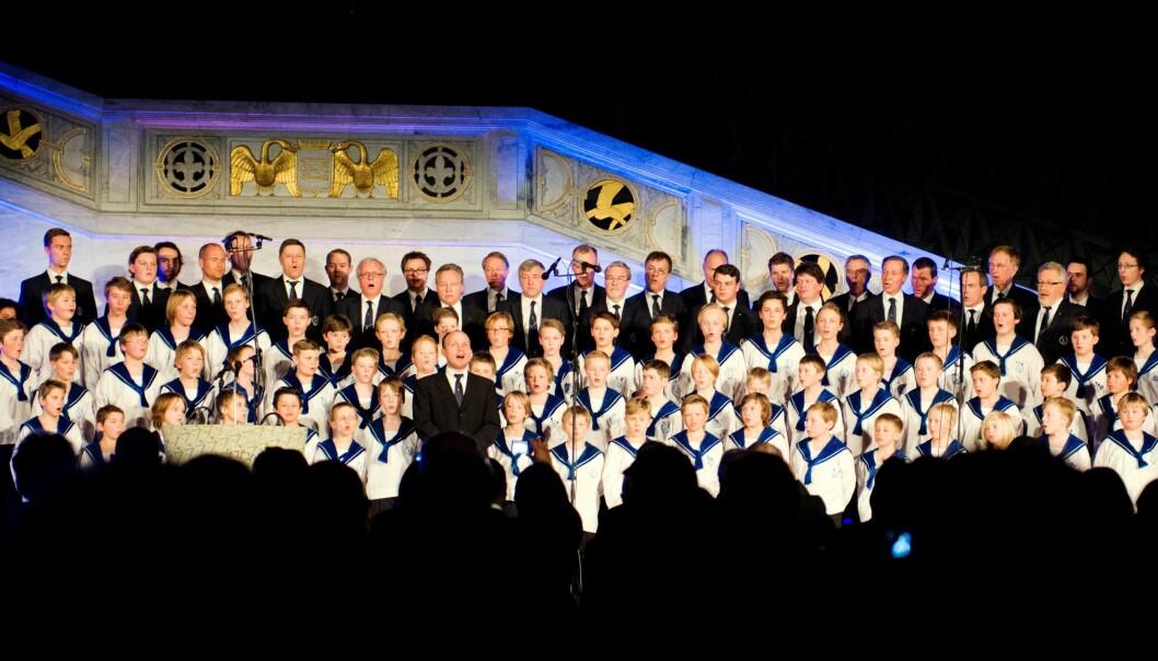 Sølvguttene har holdt gratiskonsert for oslofolk i Rådhuset siden 1965. Korona og smittevern stanser den tradisjonelle konserten i 2020.