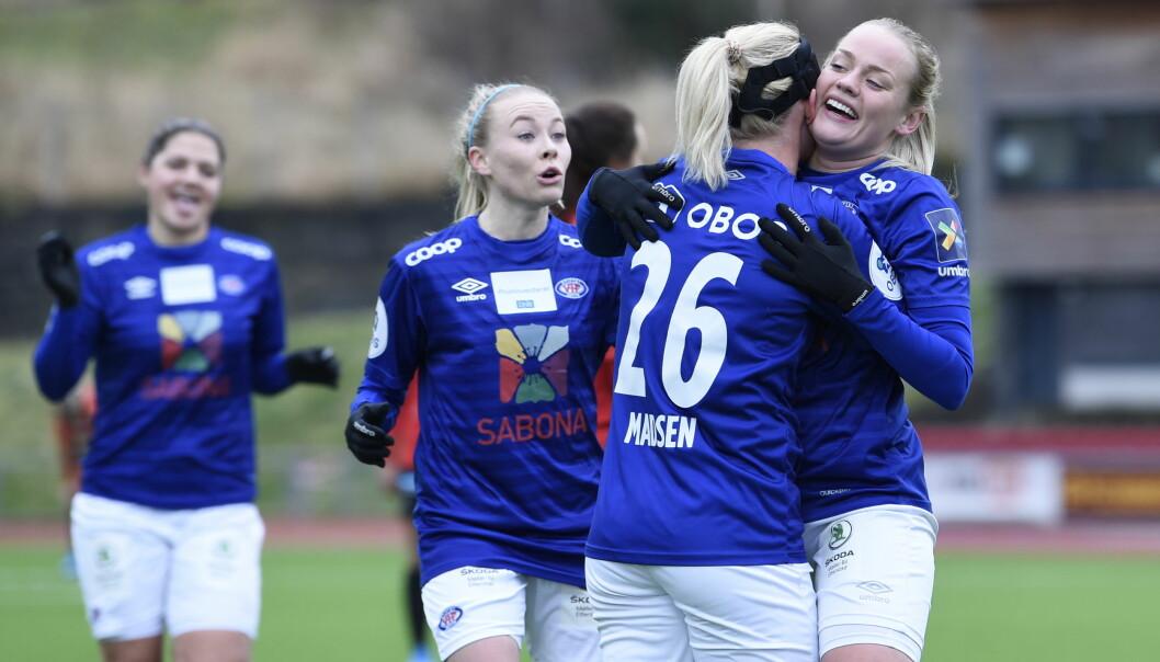 Det er uavklart om Vålerenga må spille søndagens serieavslutning uten sine tre danske profiler.