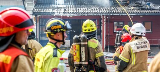 Oslos brannsjef slår alarm: — Skremmende mange boliger mangler fungerende røykvarsler