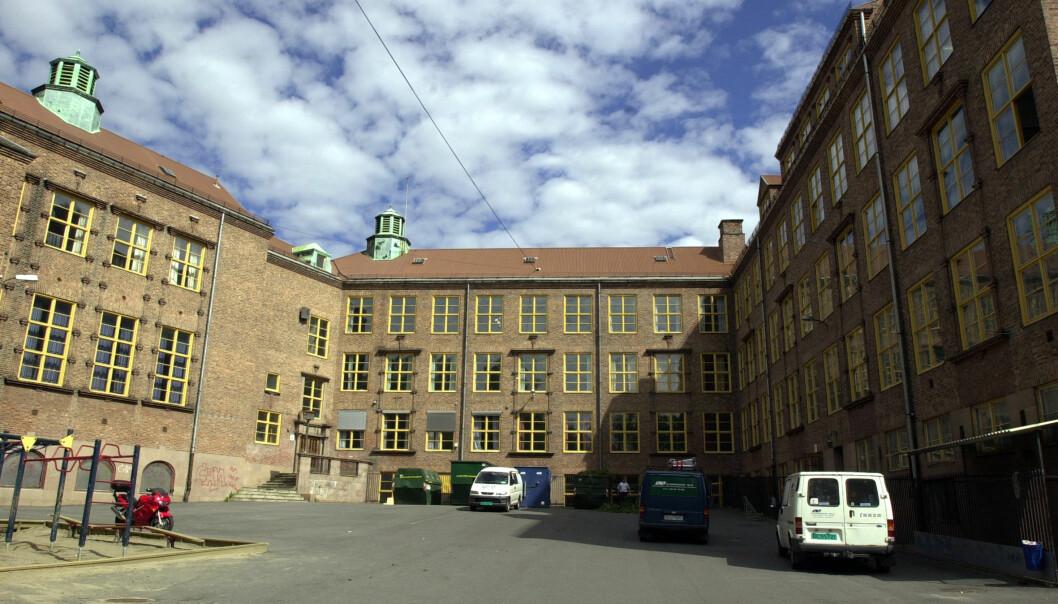 Politikerne i byen har nå muligheten til å utvide skolegården til Sagene skole.