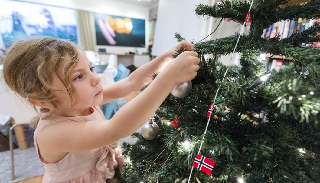– Vi vil at alle skal få feire jul med så mange som mulig av de man ønsker rundt seg. Det fortjener vi, ikke minst i år, sa statsminister Erna Solberg (H) på regjeringens pressekonferanse om koronasituasjonen onsdag.