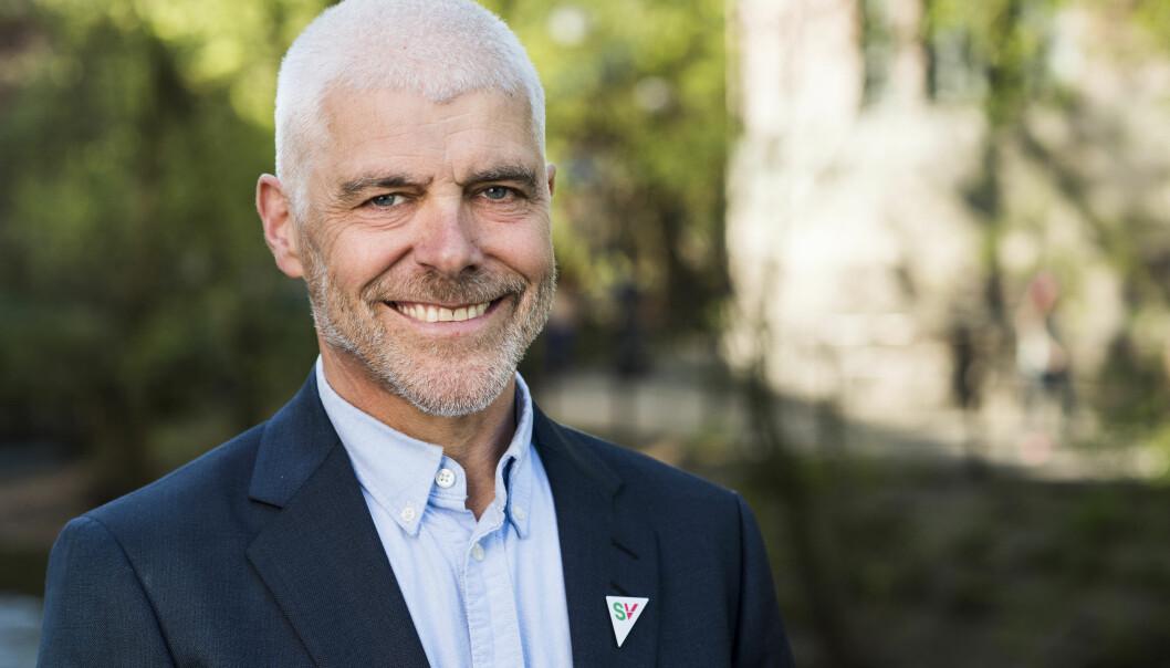 Petter Eide tapte kampen for å bli nominert til gjenvalg som stortingsrepresentant for Oslo SV.