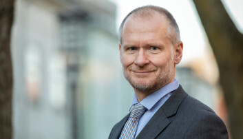 Administrerende direktør Henning Lauridsen i Eiendom Norge.