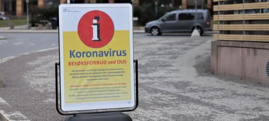 Overveldende respons: Nesten 1000 personer søkte på jobb som smittesporer i Oslo