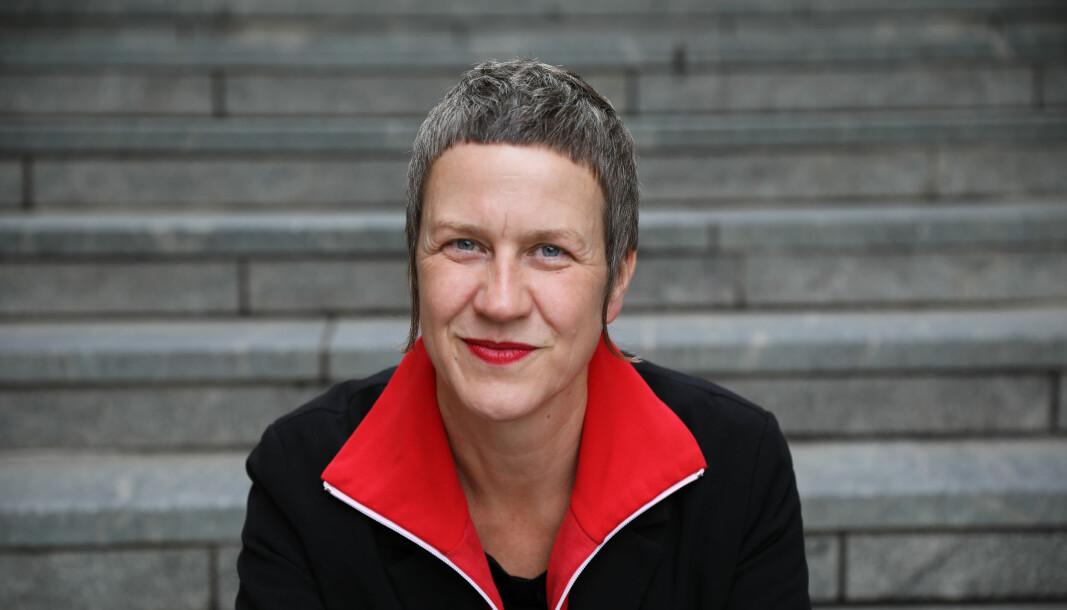 Stine Westrum er leder av Fagforbundet Helse, Sosial og Velferd, og får full backing av Fagforbundet Oslo foran nominasjonsmøtet til Rødt.