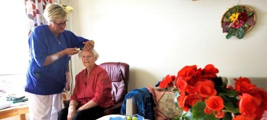 – Vi opplever arbeidsforhold i Oslos hjemmetjeneste som de fleste andre arbeidstakere aldri ville ha funnet seg i
