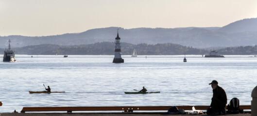 Lokker nye leietakere: Byens råeste fjordutsikt fra toppetasje på Akershusstranda