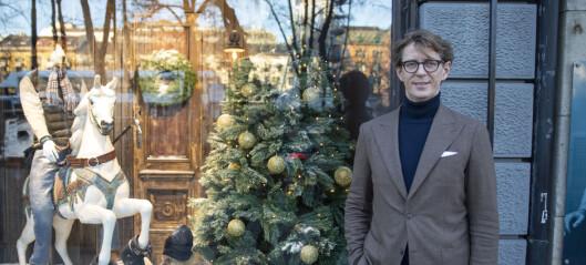 Sentrumshandel i krise - Ferner Jacobsen satser på et oppsving med julehandelen