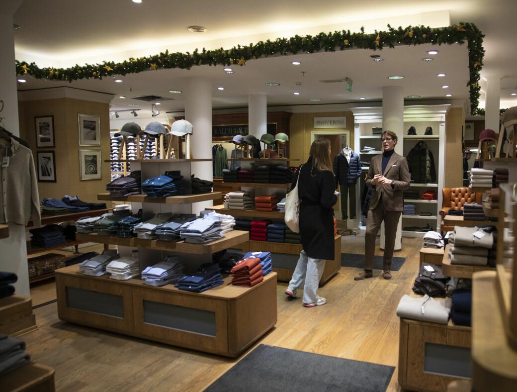 Tradisjonsrike Ferner Jacobsen i Stortingsgata har kledd opp kvalitetsbevisste kunder i «high end»-segmentet siden 1926.
