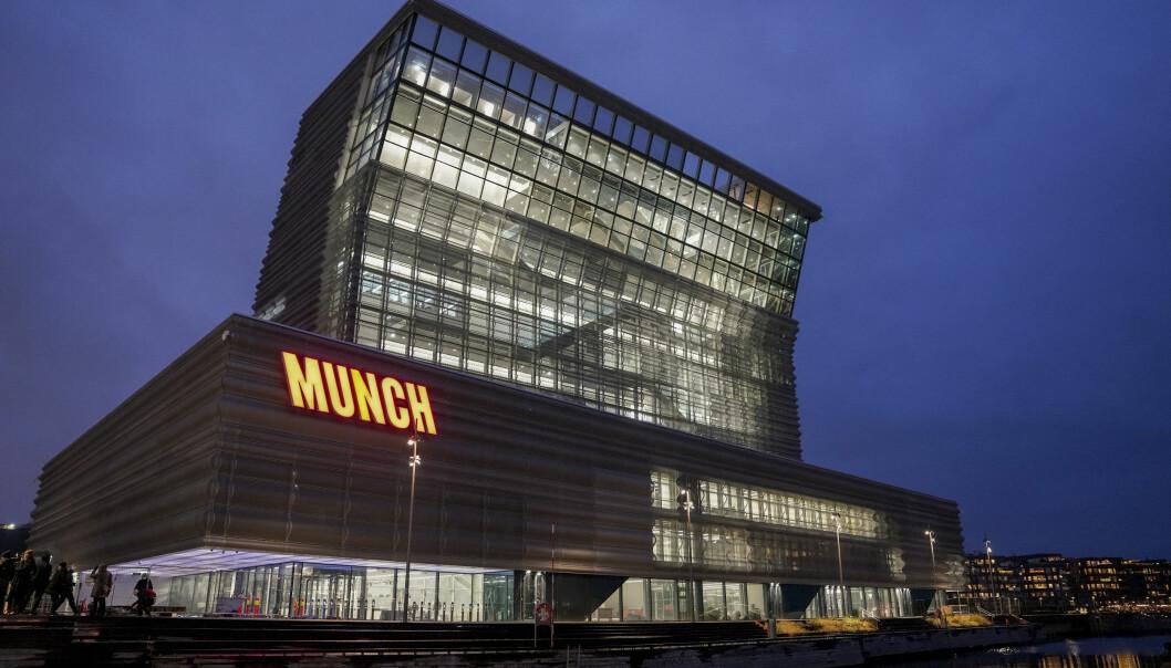 Munchmuseets nye fasadeskilt i speilvendt kursiv skaper reaksjoner. Men det er ikke første gang London-baserte North Design skaper debatt.
