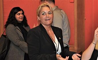 Det blir ikke noe værested for rusbrukerne i Oslo sentrum. — Selv hunder har flere møtesteder, sier FNBs Cecilie Lyngby