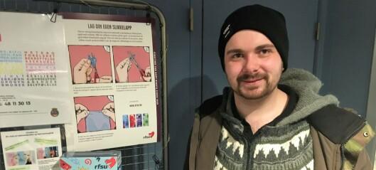På St. Hanshaugen har Helsestasjon for ungdom blitt både kjent og populært