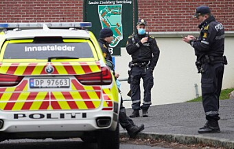 15-åringen siktet for drapsforsøk på Lindeberg varetektsfengsles i ytterligere en uke