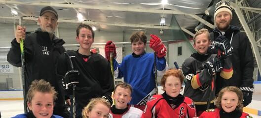 Hall-idrettene for barn får trene for fullt, men ikke ishockeyen. Hvorfor blir hockey forskjellsbehandlet?
