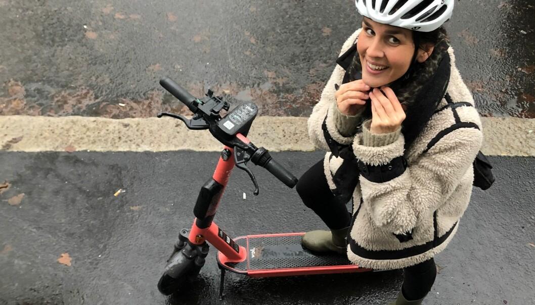 Statens vegvesen har anbefalt en rekke nye regler for bruk av elsparkesykler.