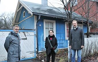 Carl Berner-beboere savner flere gode møteplasser i lokalmiljøet. — Her i Hasleveien kan vi skape noe spennende, mener nabolagsforeningen