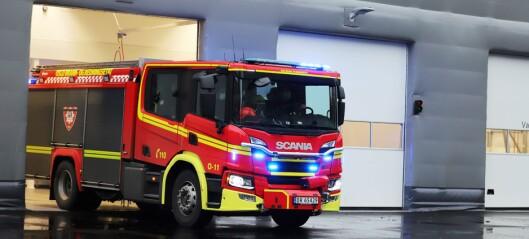 Ny brannstasjon på Marienlyst fra i dag