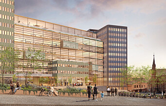 OBOS flytter. Slik kan det nye OBOS-kvartalet på Hammersborg torg bli