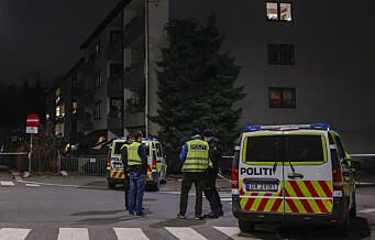 Mann i 30-årene knivstukket i sin leilighet i Parkveien