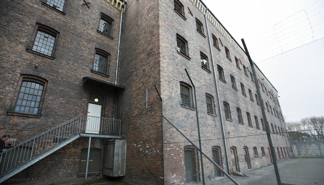 Oslo fengsel får nå hjelp fra andre fengsler.