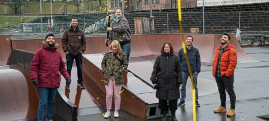 Skateparken på Jordal er reddet: — Endelig får ungene parken de fortjener