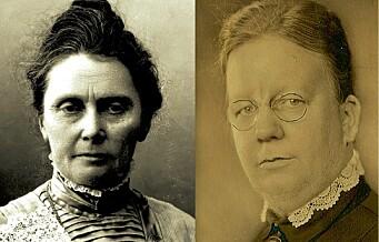 Stortinget hedrer sine kvinnelige pionerer med statue av Anna Rogstad og portrett av Karen Platou