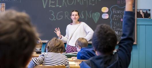 Koronasituasjonen sliter ut lærere i Oslo – over 800 er ikke i stand til å jobbe