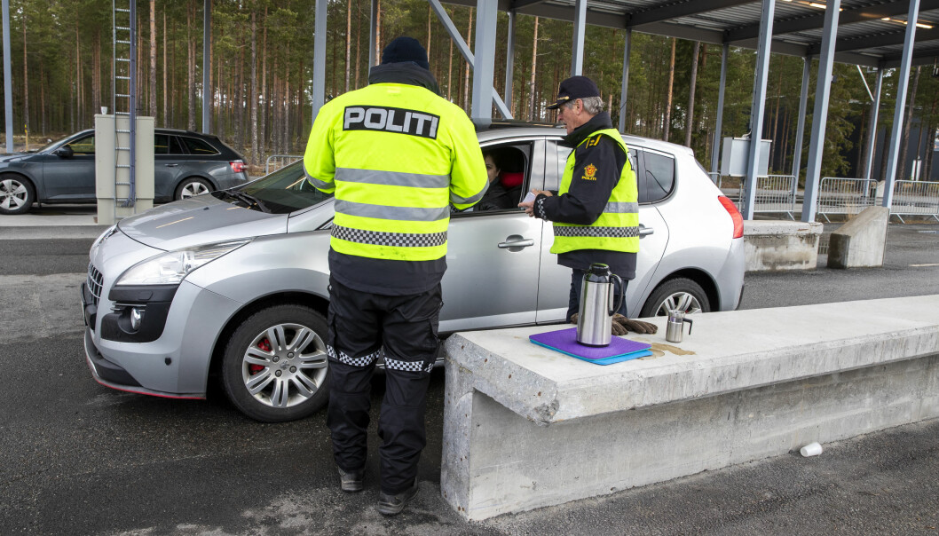 Domfelte ble ved flere anledninger bortvist på grensen til Sverige fordi han ikke kunne fremvise negativ test.