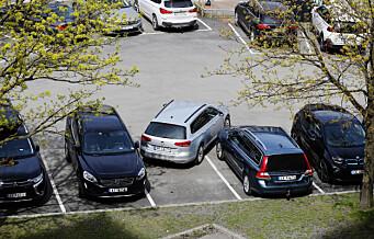 Byrådets nye parkeringsnorm for Oslo: Færre p-plasser og mer sykkelparkering