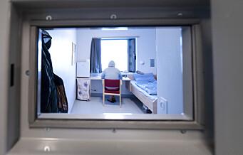 Oslo fengsel tar grep for innsatte i koronaisolasjon