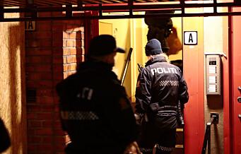 Politiet måtte bryte opp en fest på Grünerløkka