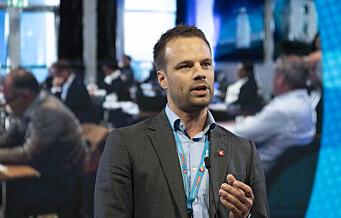 Frp-profilen Jon Helgheim lanseres som Oslo-kandidat