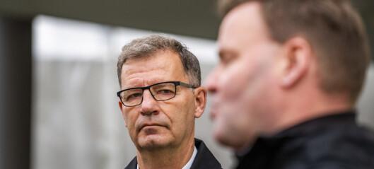- Usikkert om Oslo får koronavaksiner før nyttår, sier helsebyråd Robert Steen (Ap)