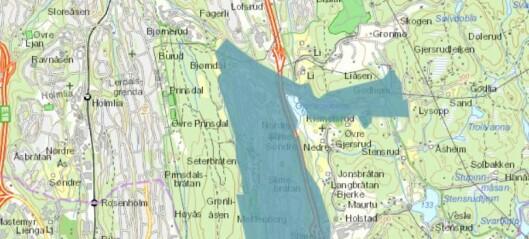 Kokeanbefaling for drikkevannet i området Bjørndal-Grønmo