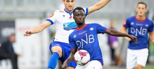 Mohammed Abu avslutter Vålerenga-kontrakten to år før tiden