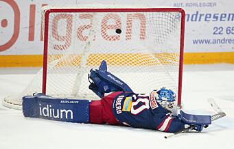 Vålerenga ishockey ydmyket i Fredrikstad – slapp inn åtte mål