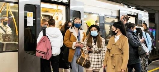 Fra 31. januar går billettprisene opp i kollektivtrafikken