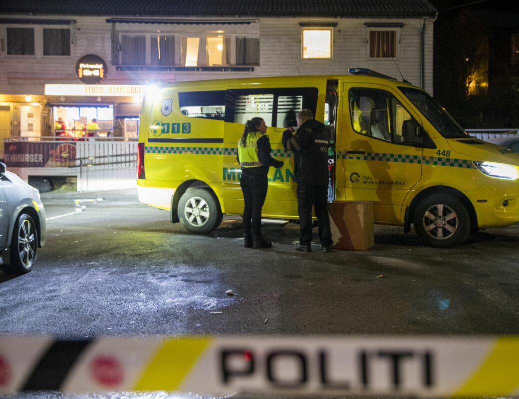 10. januar 2020 ble 21 år gamle Halil Kara skutt og drept av en maskert gjerningsperson ved Prinsdal Grill.