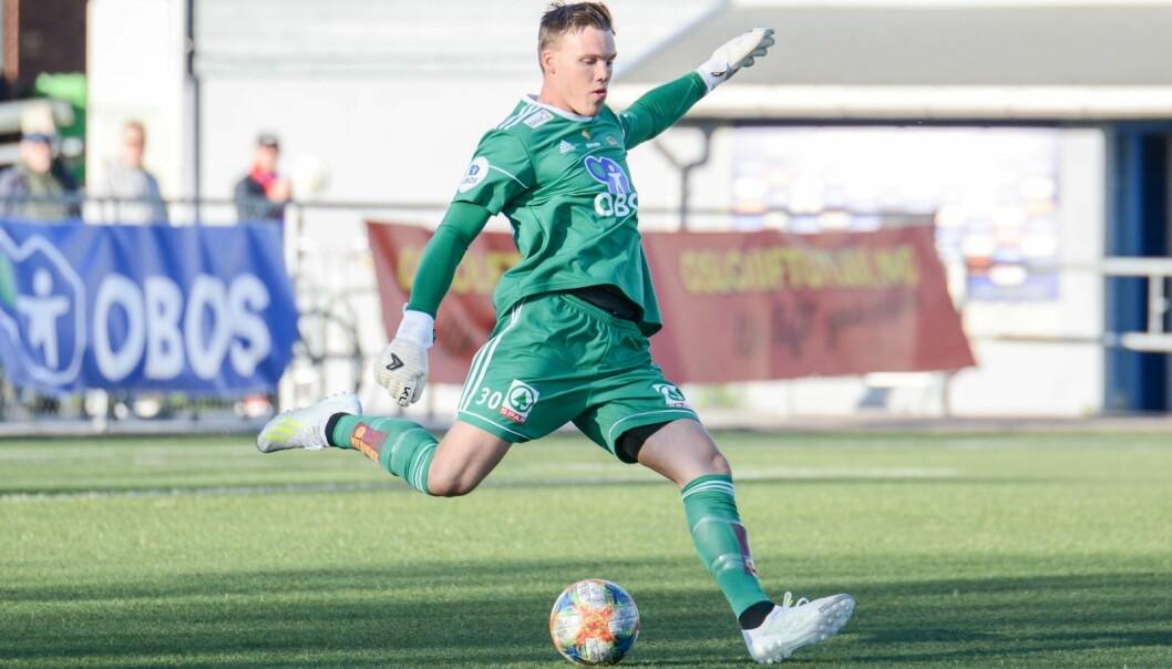 Keeper Idar Nordby Lysgård går videre i karrieren, han takker Skeid og supporterne for ti givende år. Ekspertene mener han er en alt for god keeper til å spille på nivå tre i Norge