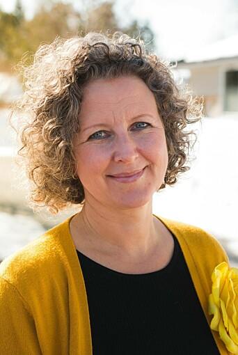 Psykiater Anne Kristine Bergem advarer mot effektene av alkohol.