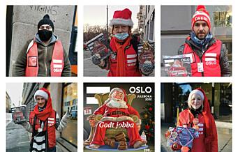Godt jobba, oslofolk! Årets juleboksalg ble det beste på mange år