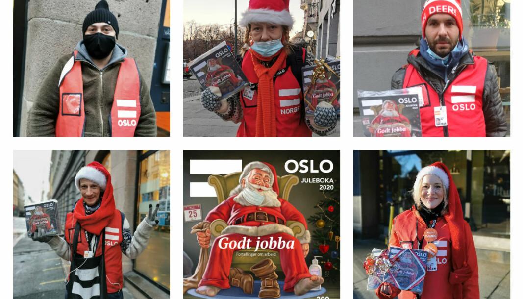 =Oslo-selgere i velkjent positur.