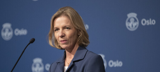 Skolesjef Marte Gerhardsen lovet å kutte ned til seks skoledirektører i Oslo. Nå økes antallet direktører til 30