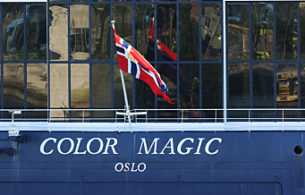 Kiel-ferja kansellerer alle avganger fra Oslo etter smitteutbrudd