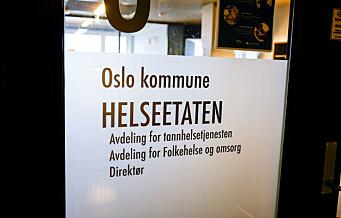 Helseetaten sier ikke om nytt, mutert virus i Oslo ble oppdaget mens den smittede var i karantene