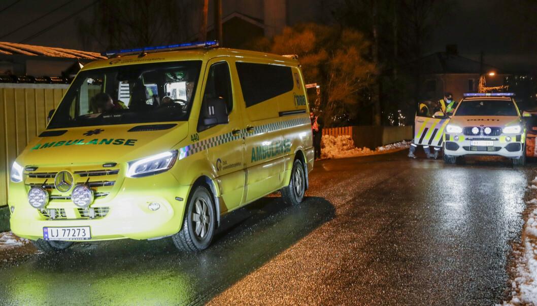 En kvinne i slutten av 60-årene er identifisert som den omkomne i brannen på Røa tirsdag ettermiddag.