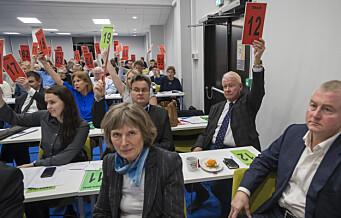 Bråket i Oslo Frp: Lokallagsleder i Nordre Aker har fått varsel om eksklusjon