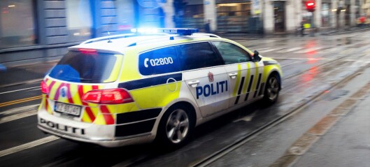Kvinne pågrepet etter voldshendelse med stikkvåpen på Bjølsen