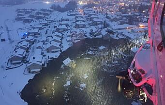 Oslos nødetater bidrar i redningsarbeidet. – Katastrofer er vår alles verste frykt, sier ordfører Marianne Borgen