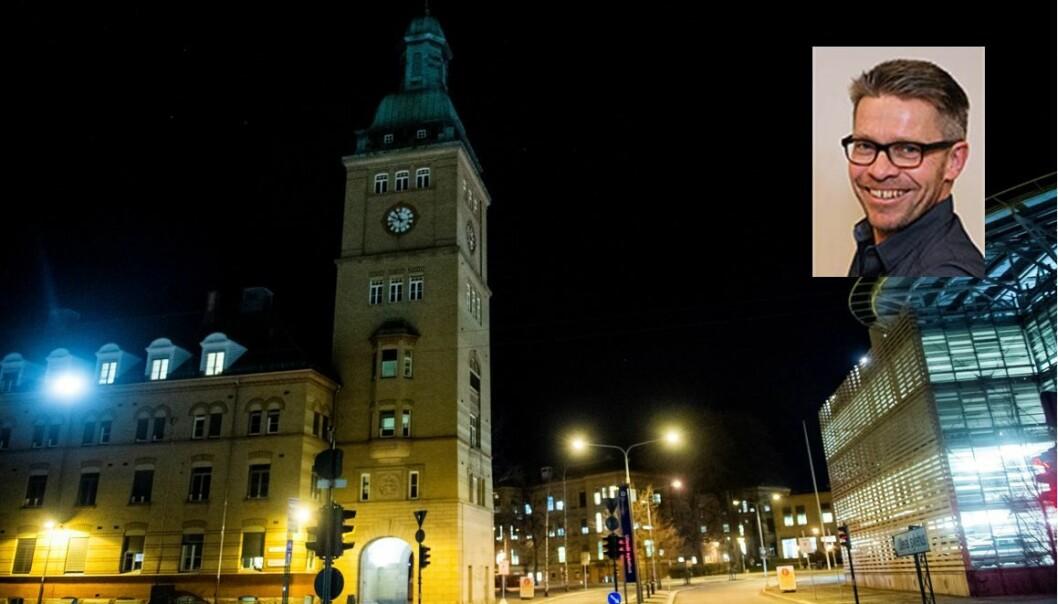 Årets nyttårsjente kom til verden 12 og over midnatt, ifølge Anders Bayer, fra Ullevål sykehus.
